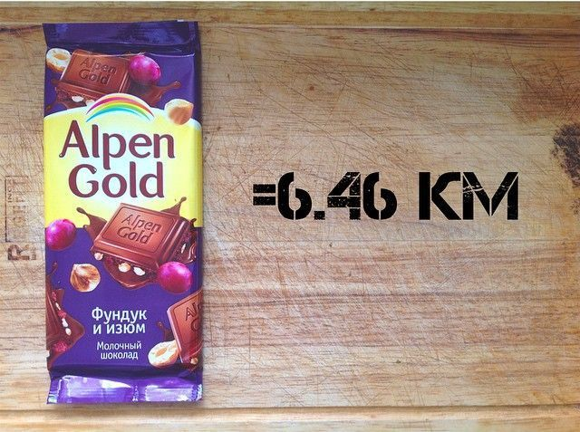 eda-v-kilometrah-bega-shokoladka