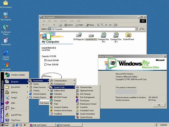 windows-millennium