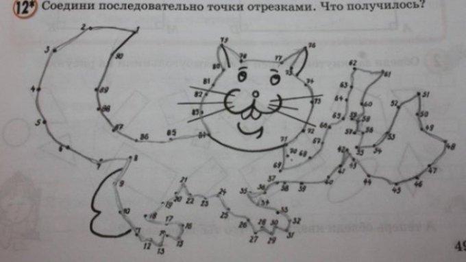 Что-то с этим котом не то