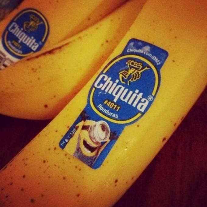 Гондурас — 11 бананов