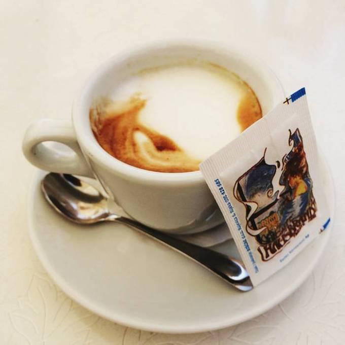 Хорватия — большая чашка кофе
