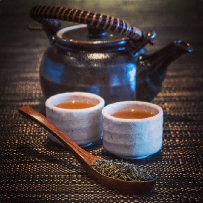 Индия — шесть чашек чая