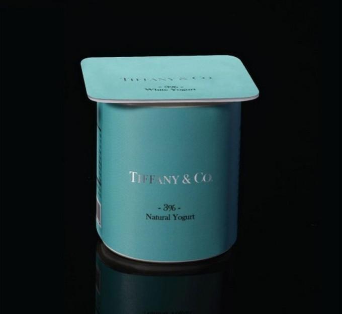Йогурт от Tiffany & Co.