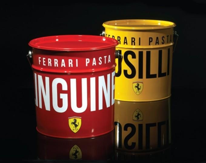 Макароны Ferrari.