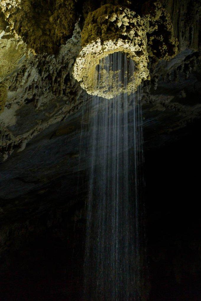 Пещера Temimina, Бразилия.