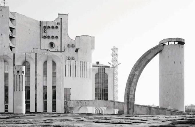 Новгородский театр драмы имени Ф. М. Достоевского.