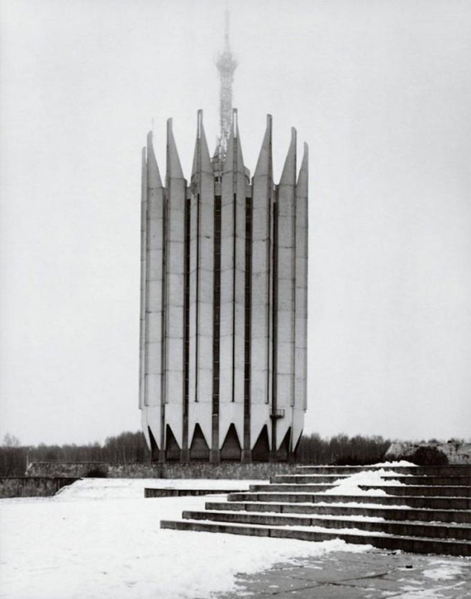 Башня-лаборатория Центрального научно-исследовательского института робототехники и технической кибернетики в Санкт-Петербурге.