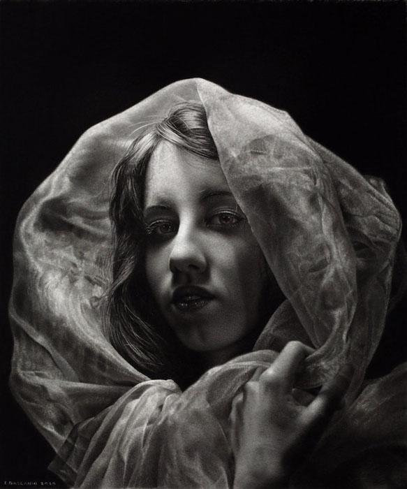Портрет Моники.
