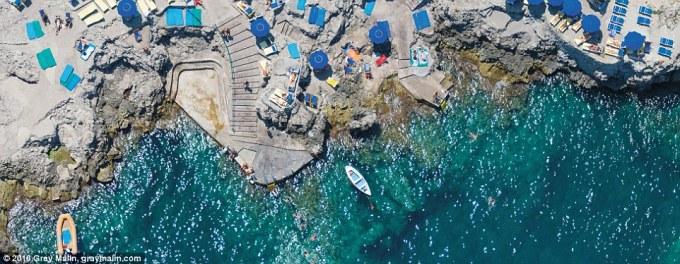 Остров Капри, Италия.
