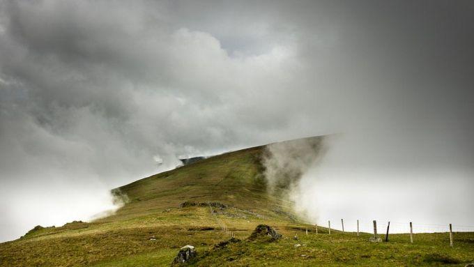 Облачный туннель