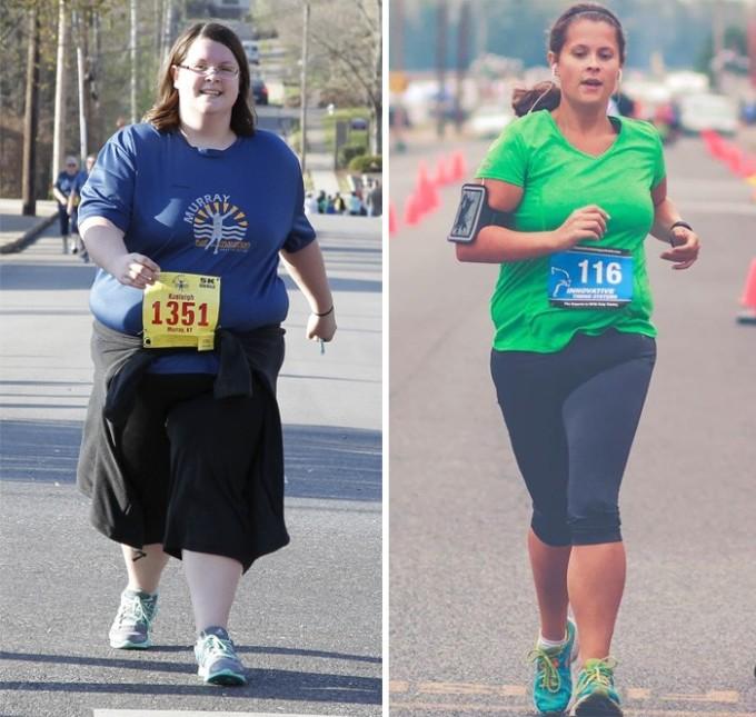 Минус 63 килограмма за 19 месяцев. Но работа над собой все еще продолжается!
