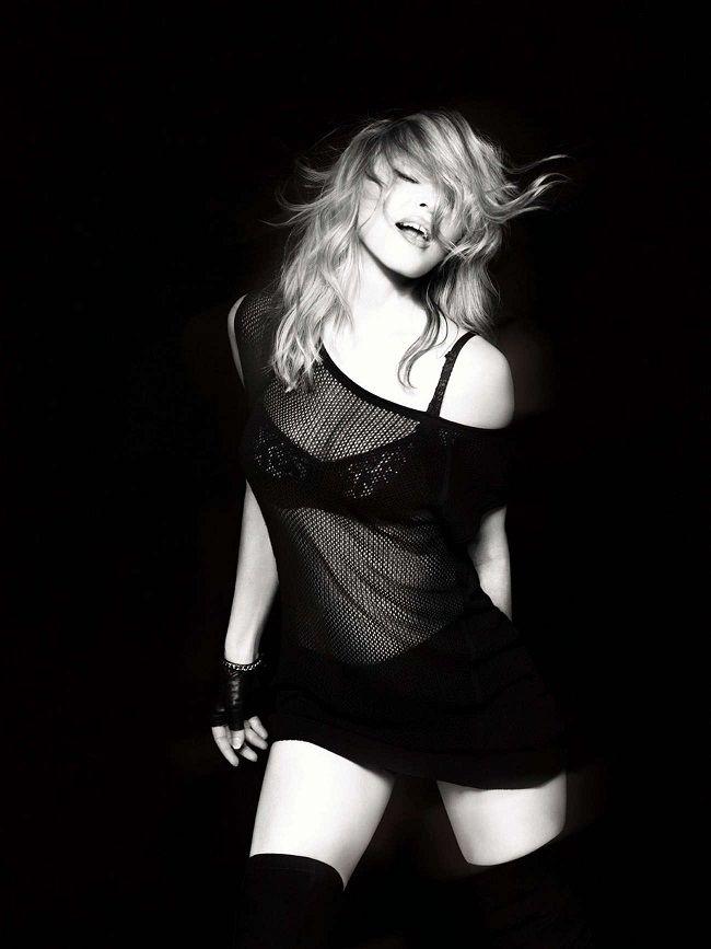 Мадонна 2012 год.