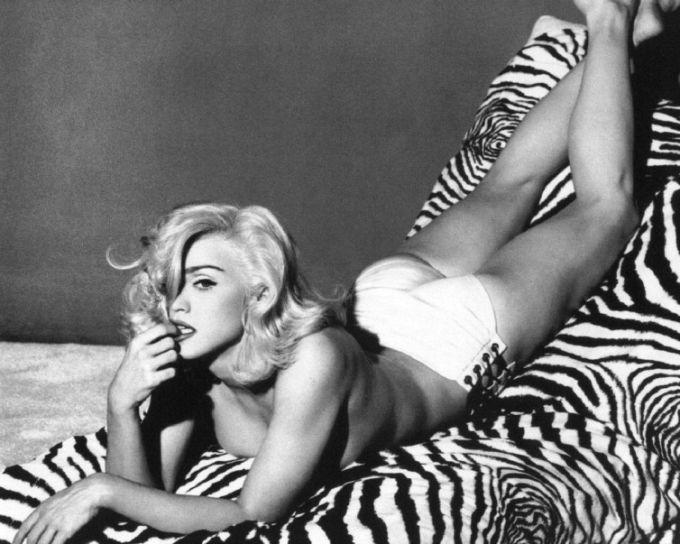 Мадонна для журнала Vanity Fair, 1991 год.