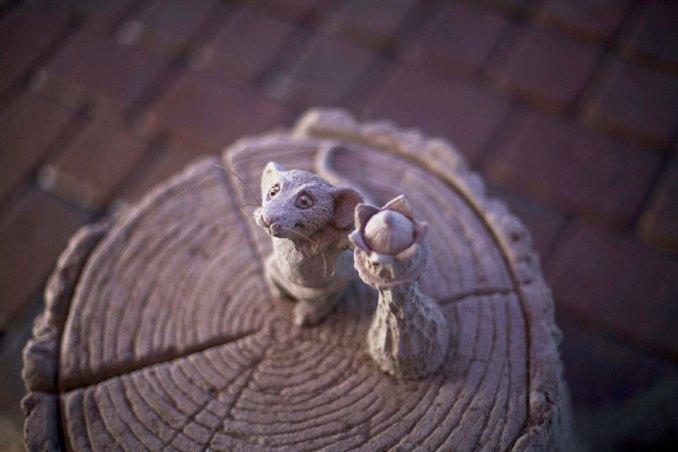 песочная скульптура-6