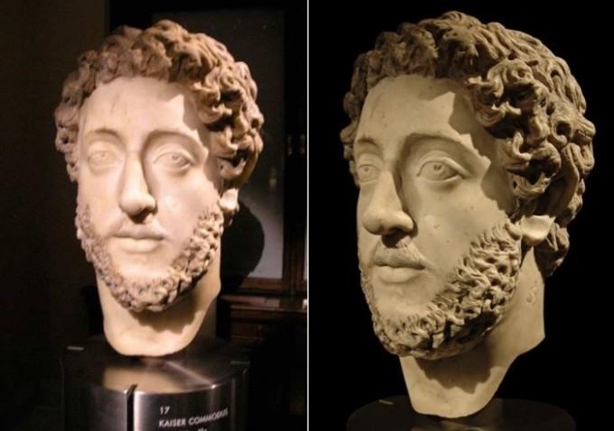 Правитель Рима Коммод