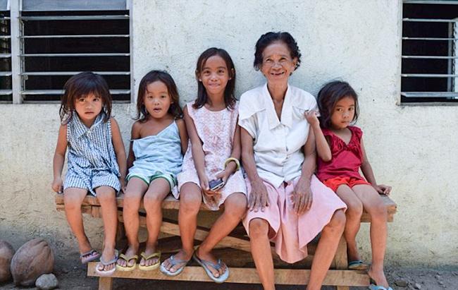 Жители Пакман Вилладж