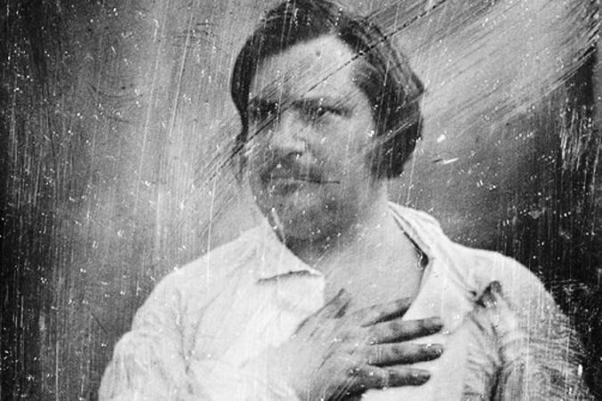 Оноре де Бальзак.