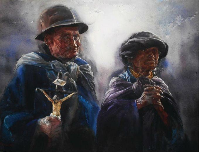 Хорхе Энрике Фернандес Вильяба (Тарменьо), серия «Отавало», Перу