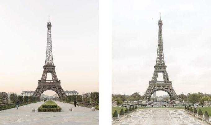 Китайцы вышли на новый уровень и подделали... Париж